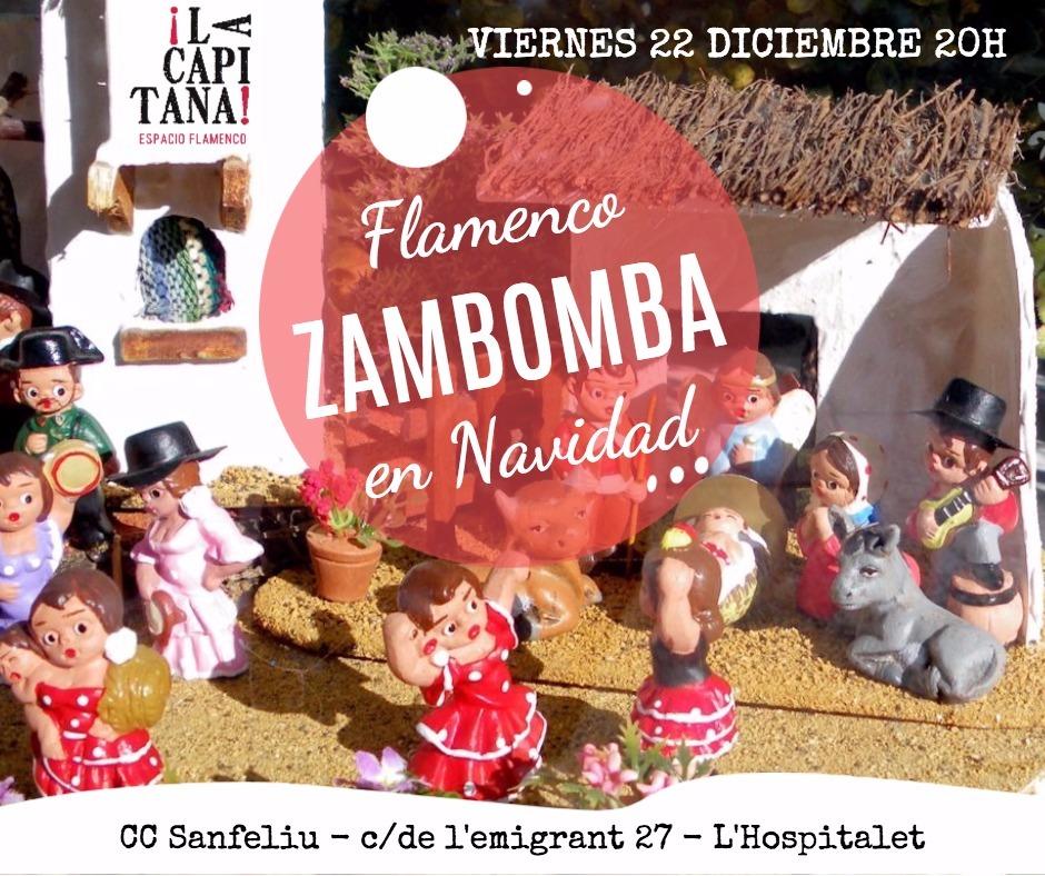 Zambomba flamenca de La Capitana